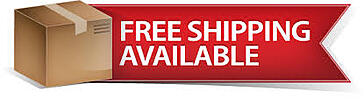 free_shipping text with box