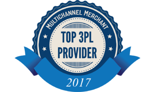 IDS award for Multichannel Merchant top 3PL